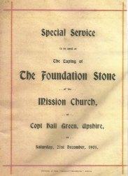 Foundation-service